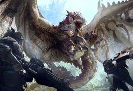 "Gameplay z gry ""Monster Hunter""!"