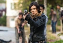 """""""The Walking Dead"""" – Maggie powróci w 10. sezonie?"""