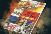 """Rysunkowe cuda – recenzja komiksu """"Życie Jezusa. Biblia w komiksie"""""""