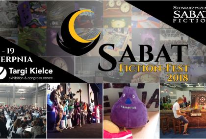 Tu na razie jest ściernisko, ale będzie konwencisko – relacja z konwentu Sabat  Fiction-Fest