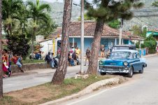 A regular day in Viñales