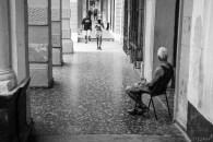 In the streets of La Habana