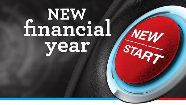 Get Ready for a New Financial Year
