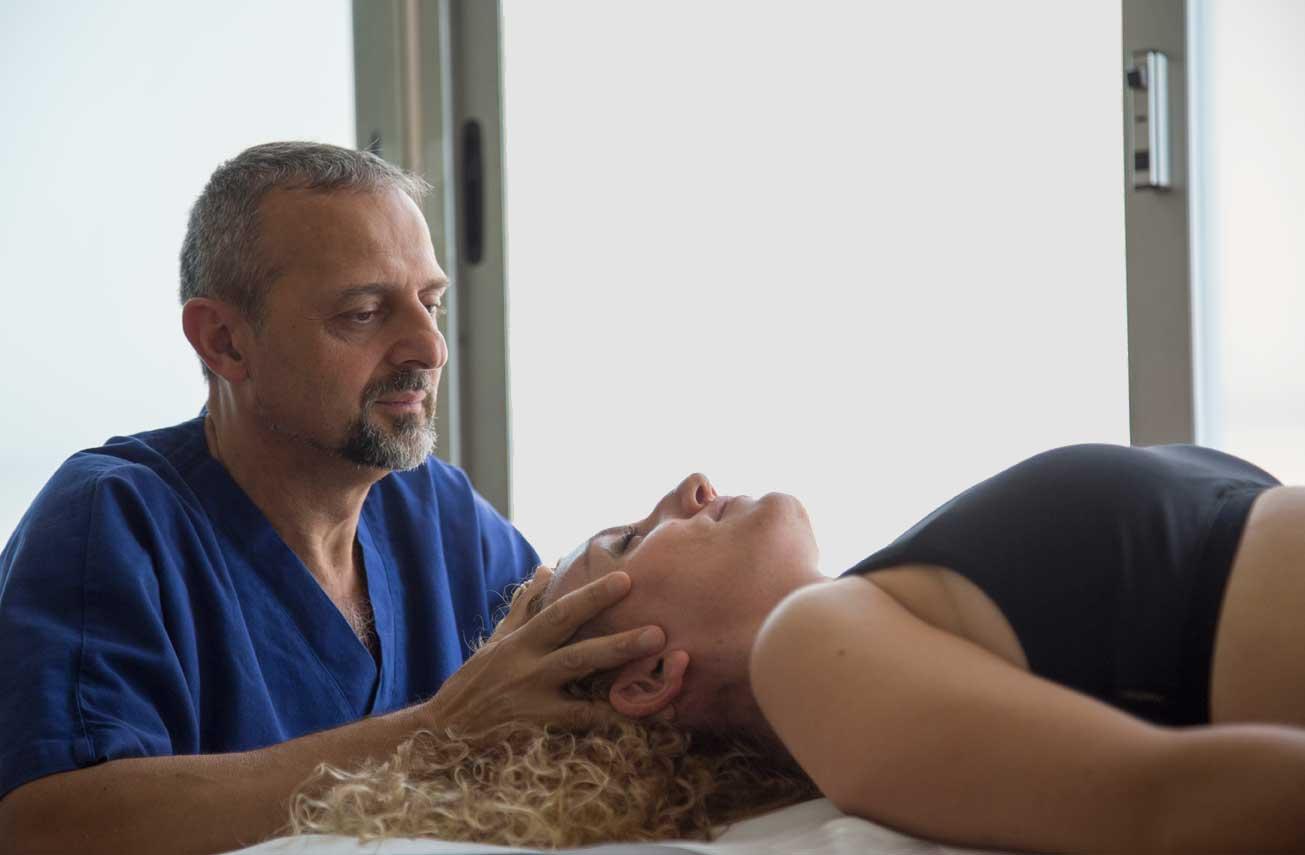 Osteopatia craniosacrale a Roma - Dott. Manlio Cicoira Osteolive