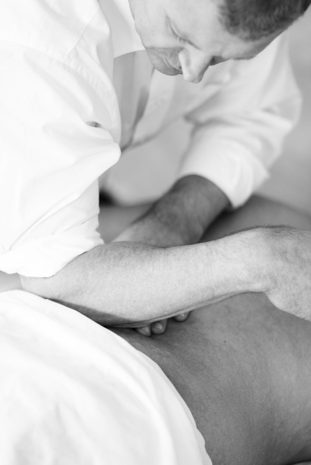Rolfing - Back Treatment - 10 Series