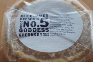 Alex James No.5 Goddess