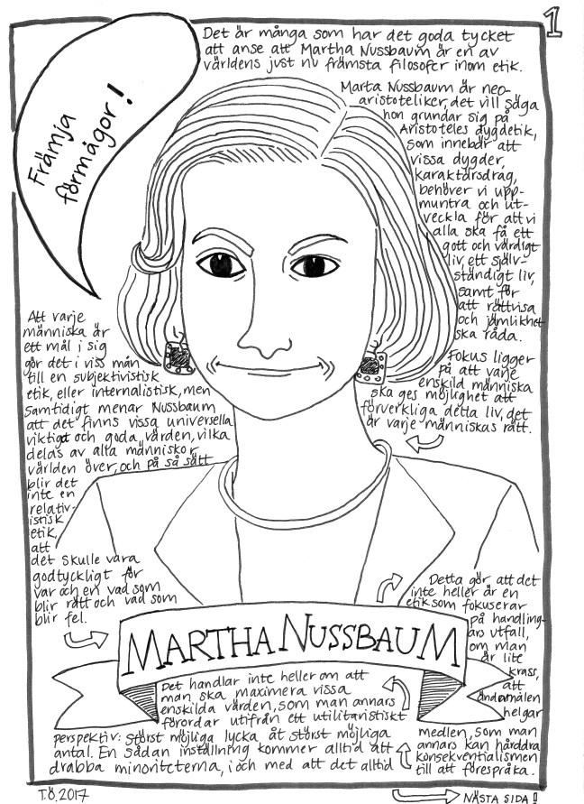 Om Martha Nussbaum
