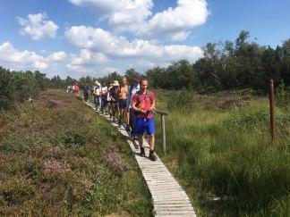 Tag 2: Exkursion Georgenfelder Hochmoor