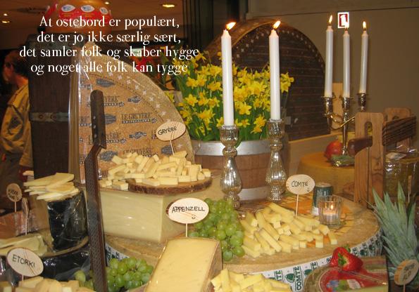 Flemming Johanssons digt om ostebord