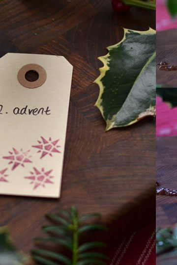 2. advent i Ostesnaks kalender