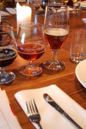Ost og ølsmagning