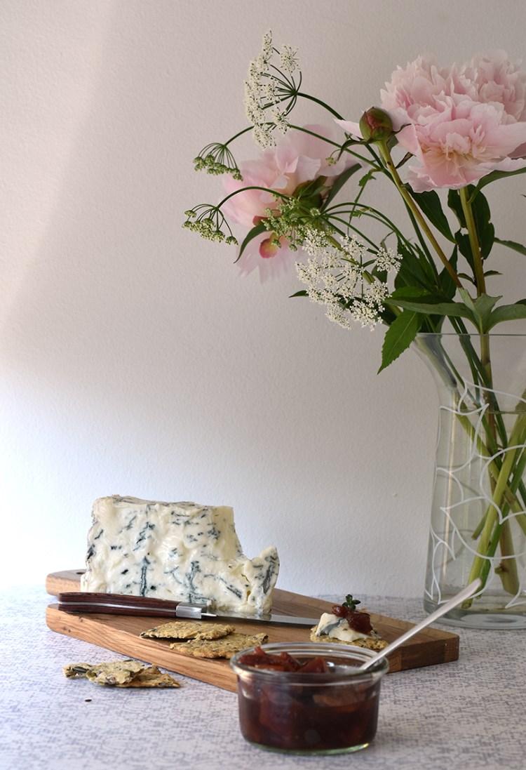 Sous vide marmelade til ost