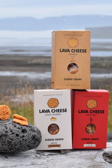 Lava Cheese-familien