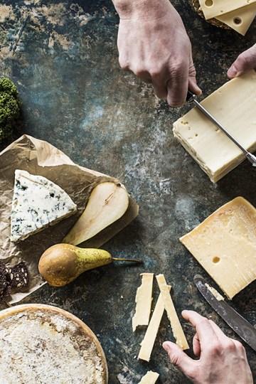Cheese Copenhagen