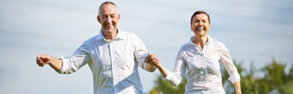 Er du positiv, aktiv og engasjert - bli medlem av Seniorsaken!