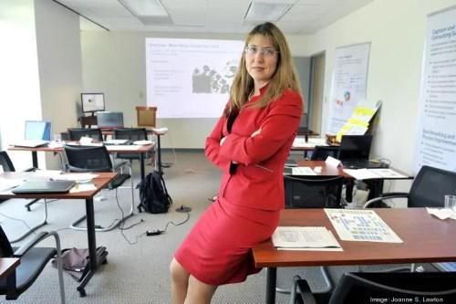 Olessia Smotrova-Taylor in OST Global Solutions' Bid & Proposal Academy