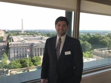 Government business incubator mentor David Huff