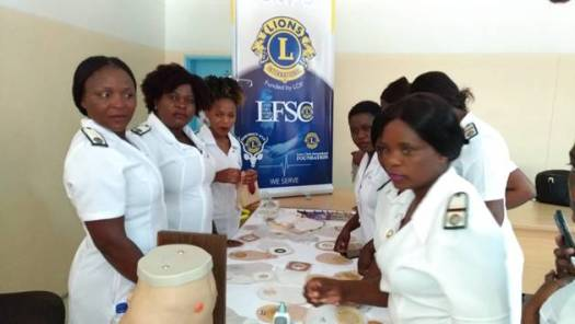 Practical Demo Session of Ostomy Products
