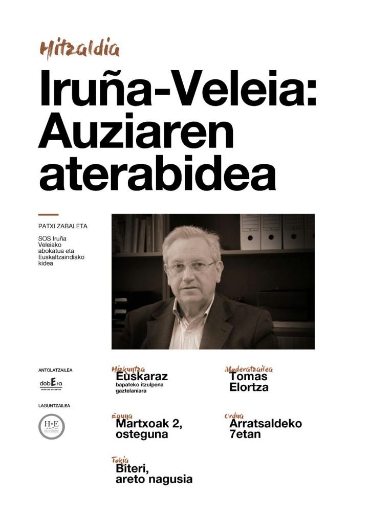 Iruña Veleia hernani 2017-3-2