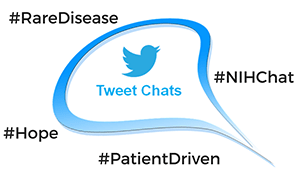 How to Participate in Rare Disease Tweetchats