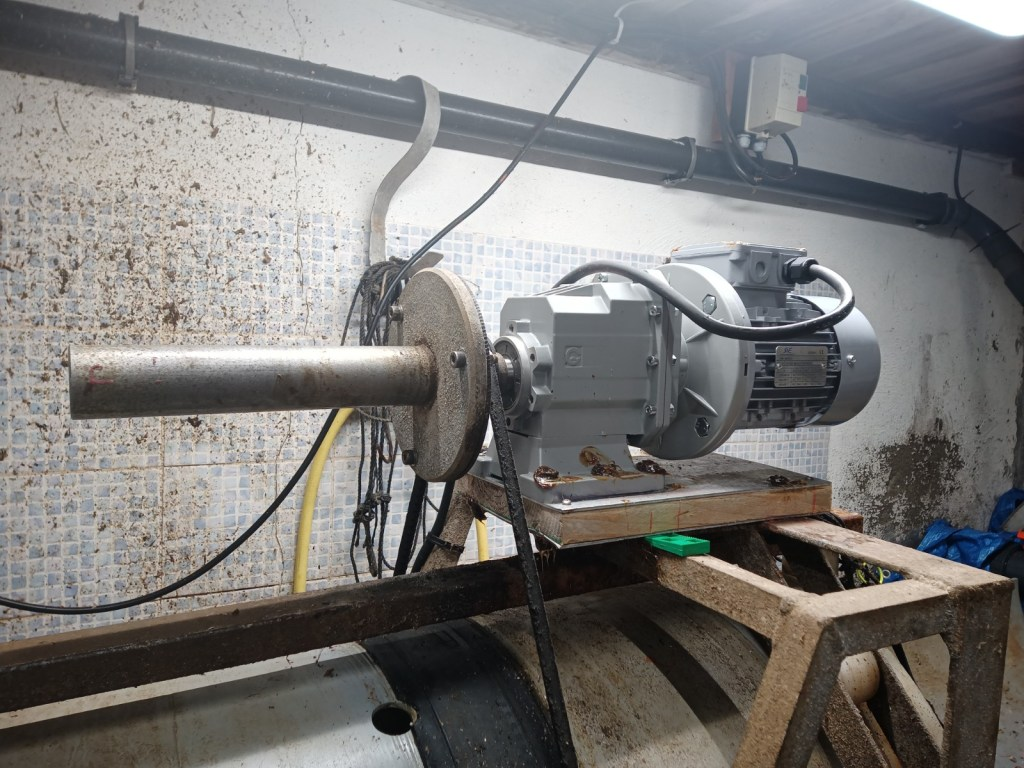 moteur réducteur laveur détrocqueur
