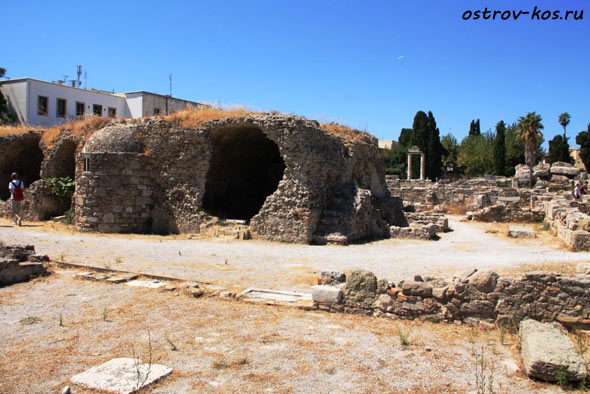 Древняя Агора фото