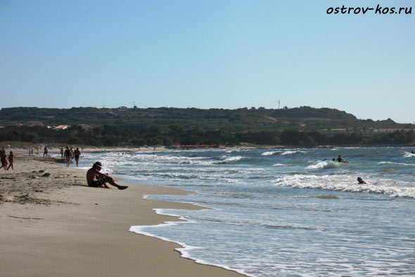 Мастихари Пляж фото