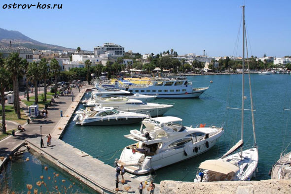 Порт Кос фото