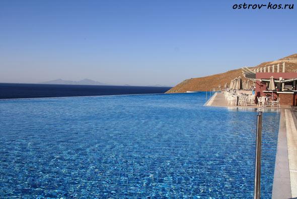 отдых на острове Кос фото
