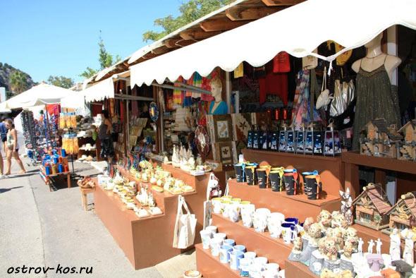 сувениры остров Кос фото