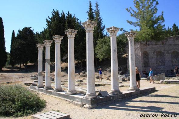 храма Аполлона фото