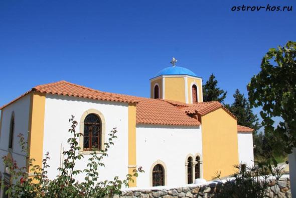 церковь Зиа фото