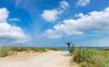 Ostsee Ferienhaus Fahrrad