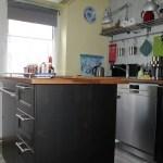 Ferienhaus kiek-ut 2 Küche