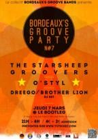 1303 - Bordeaux Groove Party