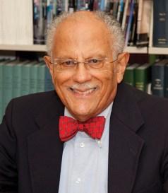 Alumnus Warren Washington