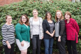 Our A & S Business Center team!