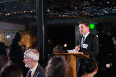 Stephen Meyers, Young Alumni Award