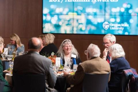 2017 College of Science Alumni Awards