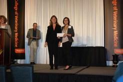 Ken and Celia Austin Camelid Study Scholarship - Sue Tornquist, Lauren Nekota