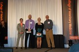 Willamette Valley Animal Hospital Scholarship - Dr. Sheri Morris, Tyler O'Loughlin, Erin Flannery , Mr.John Maddigan