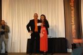 Jeff Brant and Kris Otteman Scholarship for Shelter Medicine - Dr. Jeff Brant, Jalisa Chong Kee