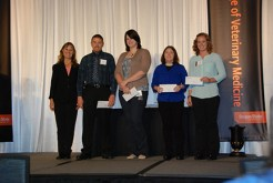 Supera Anesthesia Innovations Scholarship - Sue Tornquist, Andrew Beachy, Kaley Lischke, Kyra Knutson , Amy Harbord