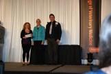 Oregon Animal Health Foundation Scholarship - Kathryn Gaub, Dr. Jean Hall, Mr. Glenn Kolb