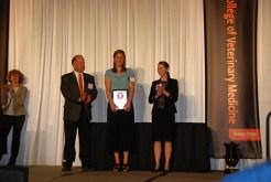 Zoetis Distinguished Teacher Award - Mr. John Herkner, Sarah Nemanic, Dr. Kristy Earley-Murray