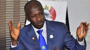 It's false, Magu couldn't have stolen interest on looted funds - Lawyer,  EFCC officials