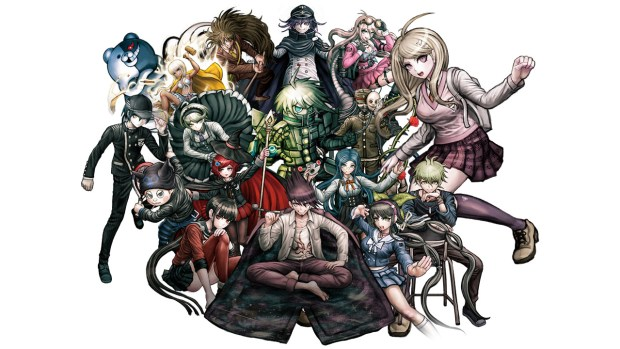 Image result for danganronpa v3