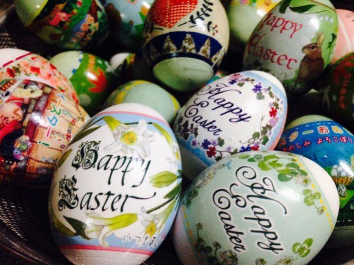 イースター(復活祭)って何?意味や由来は?子供への簡単な説明は?