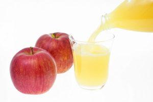 風邪に効く食べ物!りんごの効果とは?