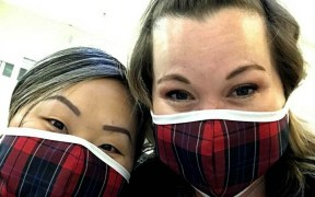 OREGON CORONAVIRUS MASKS
